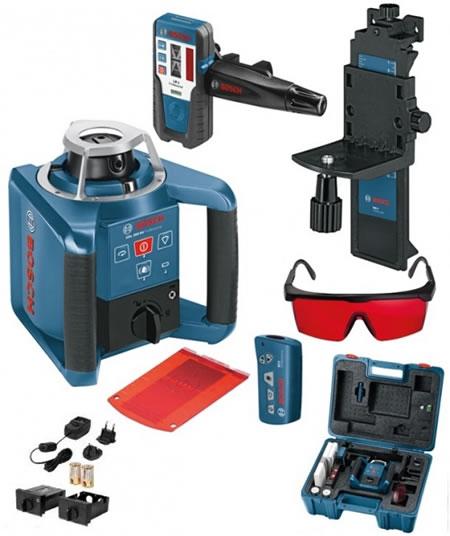 Nivel laser rotativo bosch grl 300 hv professional atai - Nivel laser bosch ...